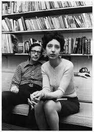 joyce carol oates academy of achievement 1972 joyce carol oates and her husband raymond smith in a widow s story