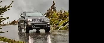 2020 Jeep Grand Cherokee Capability Features