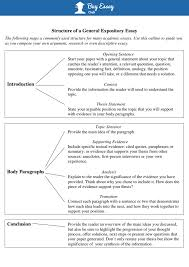 Sample Expository Essay Expository Essay Examples And Tips Of A Proper Writing That