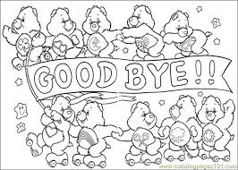 Small Picture Care Bears 55 Coloring Page Free The Care Bears Coloring Pages