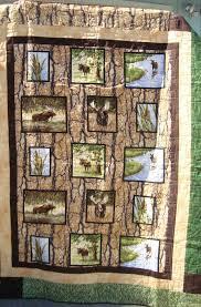 Best 25+ Wildlife quilts ideas on Pinterest | Panel quilts, Fabric ... & Wildlife Quilts Using Panels Adamdwight.com