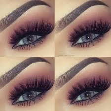 simple bridal eye makeup trend