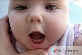 Hình ảnh lợi trẻ sắp mọc răng sẽ như thế nào? Những dấu hiệu khác?