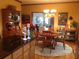 Christmas Kitchen Christmas Kitchen Eating Area Kept Simple O Must Love Home