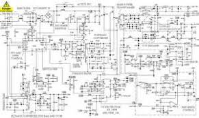 power supply and power control circuit diagrams circuit images computer power supply schematic and operation theory