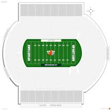 Spartan Stadium Michigan St Seating Guide Rateyourseats Com