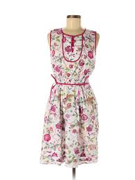 Details About Oilily Women Pink Casual Dress M