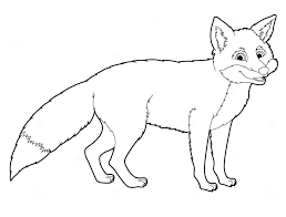 Free interactive exercises to practice online or download as pdf to print. Fox Coloring Pages Print For Free For Girls And Boys