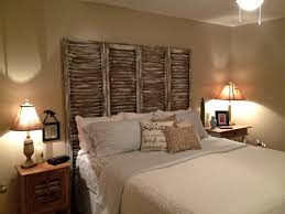 headboard made from old shutters | DIY & Crafts that I love | Pinterest |  Bedrooms, Master bedroom and Diy headboards