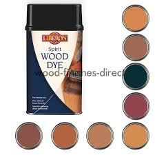 Details About Liberon Spirit Wood Dye 250ml 1l 5l 8 Colours Available Free Delivery