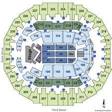 Fedex Forum Memphis Tn Seating Chart Fedexforum Tickets In Memphis Tennessee Fedexforum Seating