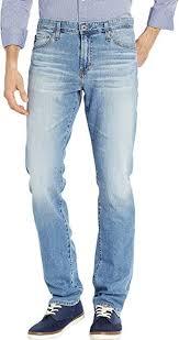 Adriano Goldschmied Jeans Size Chart Amazon Com Ag Adriano Goldschmied Mens Everett Slim