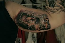 профессиональная татуировка в спб