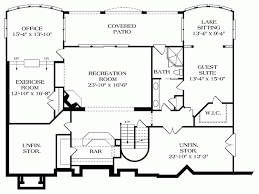 Making Your View House Plans   Tavernierspa    view house plans wiiith rear