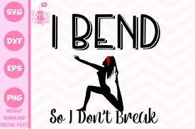 Gym fit fitness crossfit sport workout body athlete. Yoga Svg Relax Svg I Bend So I Don T Break Svg Svg Free Yoga Silhouette Cameo