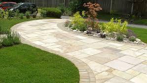 elegant driveway design for springfield