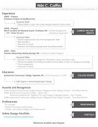 Graphic Design Objective Resume