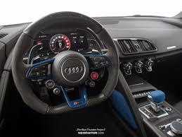 audi r8 interior. modifikasi interior audi r8 oleh neidfaktor