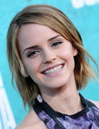 Emma Watson Hair Style brooklyn decker layered short bob hairstyle 2017 2146 by wearticles.com