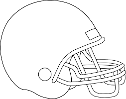 Download Coloring Pages. Football Helmet Coloring Pages: Football ...