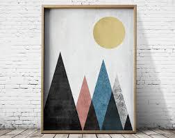 a1 poster digital print geometric art digital download geometric prints wall art prints modern prints geometric on wall art prints etsy with black and white prints geometric wall art geometric prints