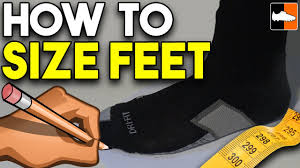 How To Measure Your Foot Size Do You Have Wide Or Narrow Feet
