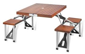 cool picnic at ascot portable table set kitchen folding and chairs for toddlers fold up costco