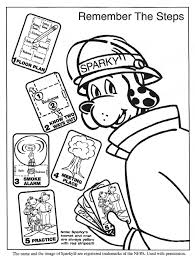 sparky the fire dog coloring pages. dalmatian fire dog coloring page sparky the pages home