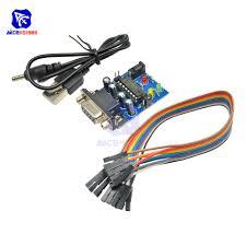 <b>RS232 Serial</b> Card To TTL Converter <b>Module</b> COM <b>DB9</b> MAX232 ...