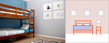 Furniture for a small bedroom Black 2 Monochromatic Paint Shutterfly 25 Ways To Make Small Bedroom Look Bigger Shutterfly