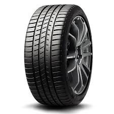 <b>Michelin Pilot Sport</b> A/S 3+ Tires | Michelin