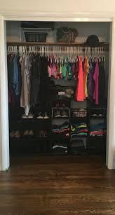 Best  Apartment Closet Organization Ideas On Pinterest Room - Organize bedroom closet