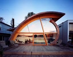 Floating Home Manufacturers 7 Floating Homes That Will Make You Want To Live On Water Timecom
