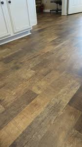 Get that popular barnwood look with our great quality laminate flooring!