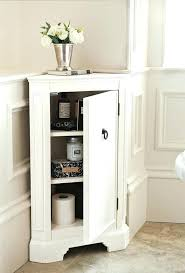 Black Corner Bathroom Cabinet Brilliant Bathroom Corner Cabinet