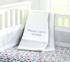 decoration sock monkey nursery bedding blue gingham baby bedding nursery pottery barn kids navy crib blue gingham baby bedding jayacai info