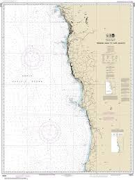 18600 Trinidad Head To Cape Blanco Nautical Chart