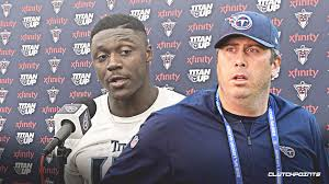 Titans news: OC Arthur Smith apologizes after yelling at injured WR A.J.  Brown