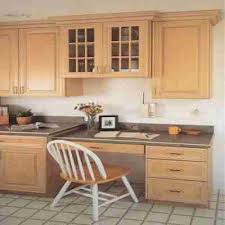 Computer Kitchen Design Custom Elegant Kitchen Desk Cabinets Just Inspiration For Your Home