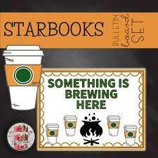 Y fake news halloween costume. Coffee Themed October Halloween Fall Bulletin Board Starbooks Editable