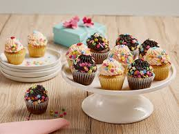 Bake Me A Wish Mini Springtime Cupcake Bouquet Delivery