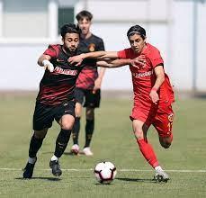 2020-2021 U19 Ligi: Galatasaray 3-2 Kayserispor