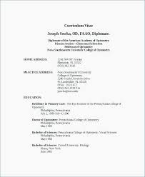 Simple Resume Format In Word Resume Format In Word Document Free