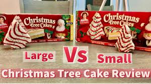 Wrong, i kneeled down and picked up the last box of little debbie's christmas tree cakes. Little Debbie Christmas Tree Cakes 2020 Review Large Vs Small Must Or Bust Youtube