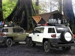 Toyota FJ Cruiser Roof Rack (Full Cargo Rack) - Front Runner ...