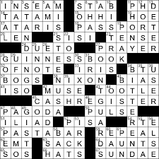 0815 17 new york times crossword answers 15 aug 17 tuesday