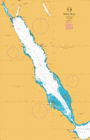 Red Sea Marine Chart Sa_4704_0 Nautical Charts App