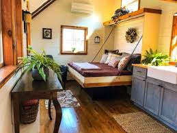 tiny house murphy bed. Beautiful House Murphy Bed In Living Room The Highland Tiny House On Wheels 10ft Width  Makes Big Difference With Bed I