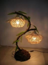 Table Lamps: Homemade Table Lamps, Making Table Lamps At Home Medium size  ...
