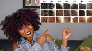 Natural Curl Pattern Custom Natural Hair Types Texture Tips Curl Pattern Porosity Density